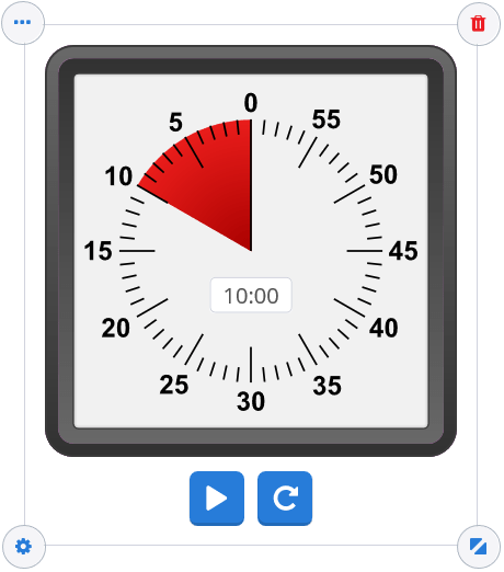 Set a timer for your classroom activities with this digital tool.