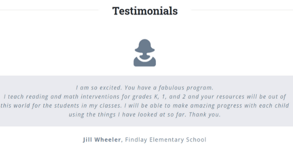 Teacher Testimonials - Interactive Whiteboard - Gynzy